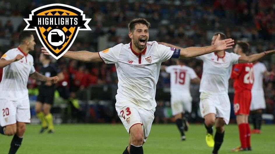 Peneguhan Sevilla sebagai Raja Liga Europa webet188