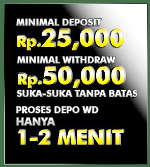 Minimal Deposit Bola