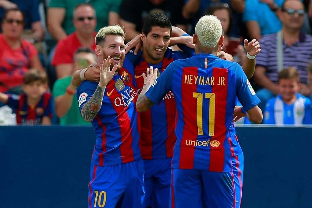 Prediksi Skor Barcelona Vs Leganes 20 Februari 2017