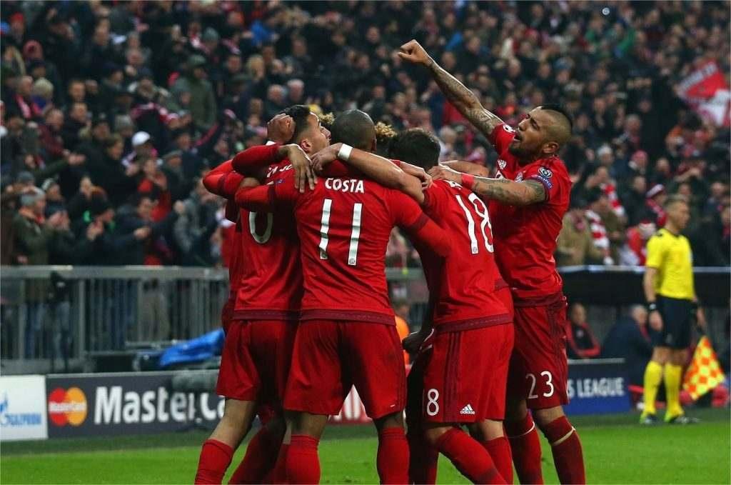 Prediksi Skor Hertha Berlin Vs Bayern Munchen 18 Februari 2017