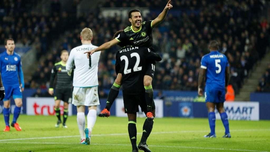Prediksi Skor Leicester City vs Chelsea 15 Maret 2017