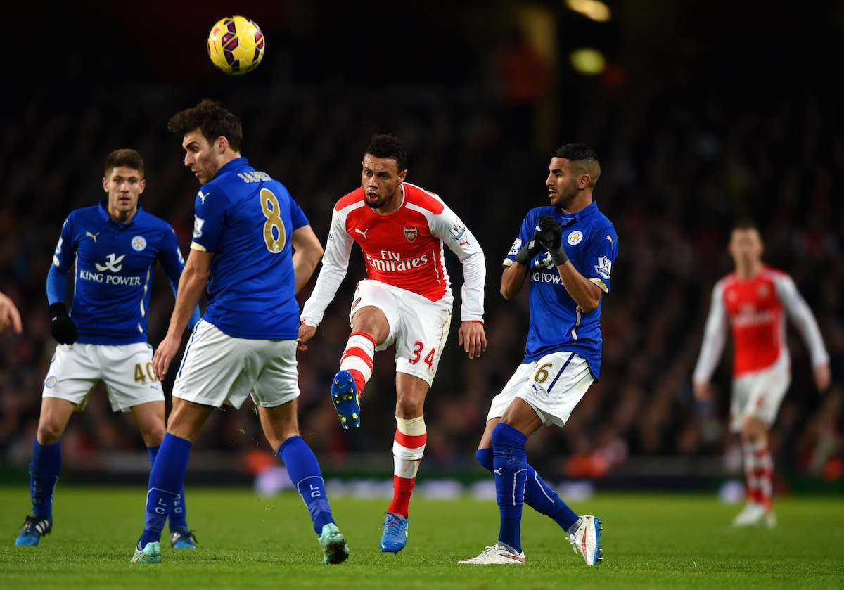 Prediksi Skor Arsenal vs Leicester City 27 April 2017