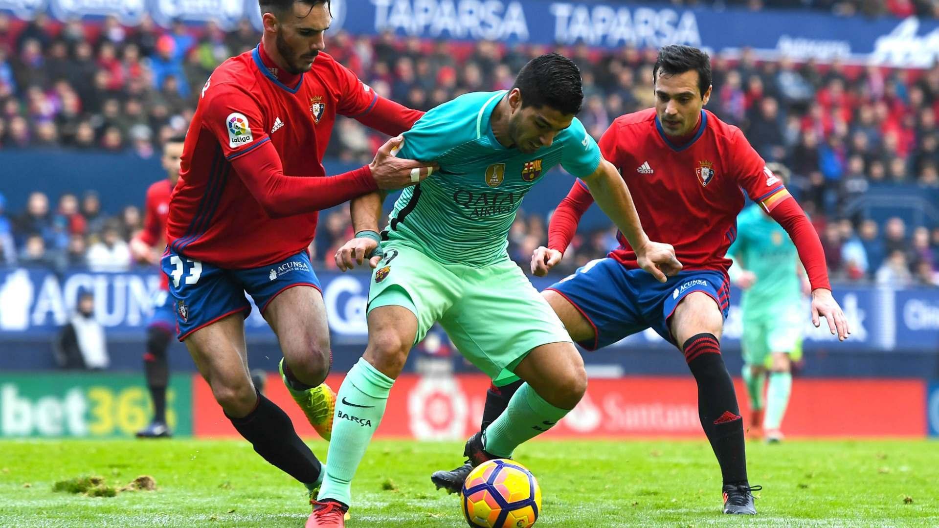 Prediksi Skor Barcelona vs Osasuna 27 April 2017