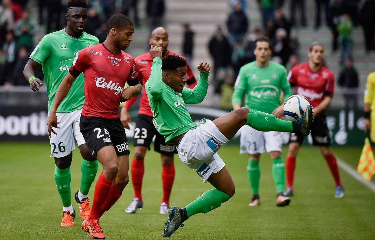 Prediksi Skor Guingamp vs Saint Etienne 30 April 2017