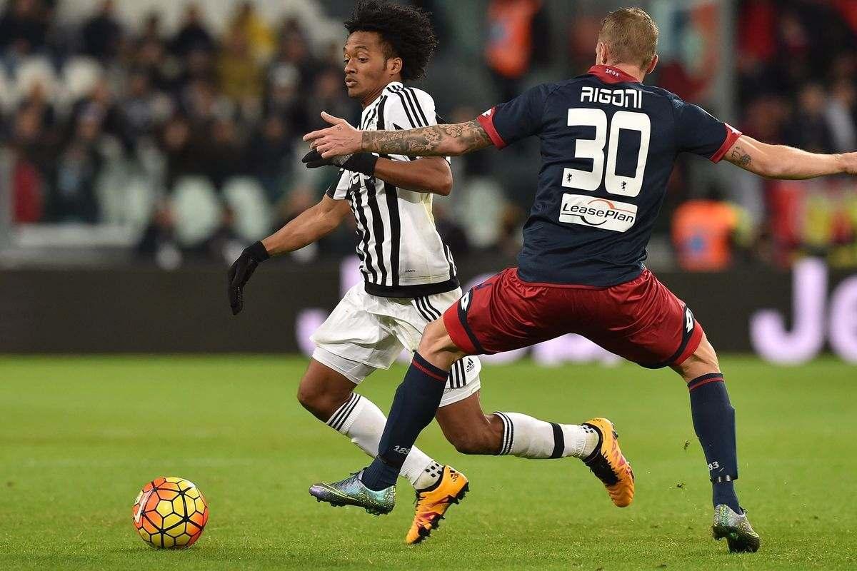 Prediksi Skor Juventus vs Genoa 24 April 2017