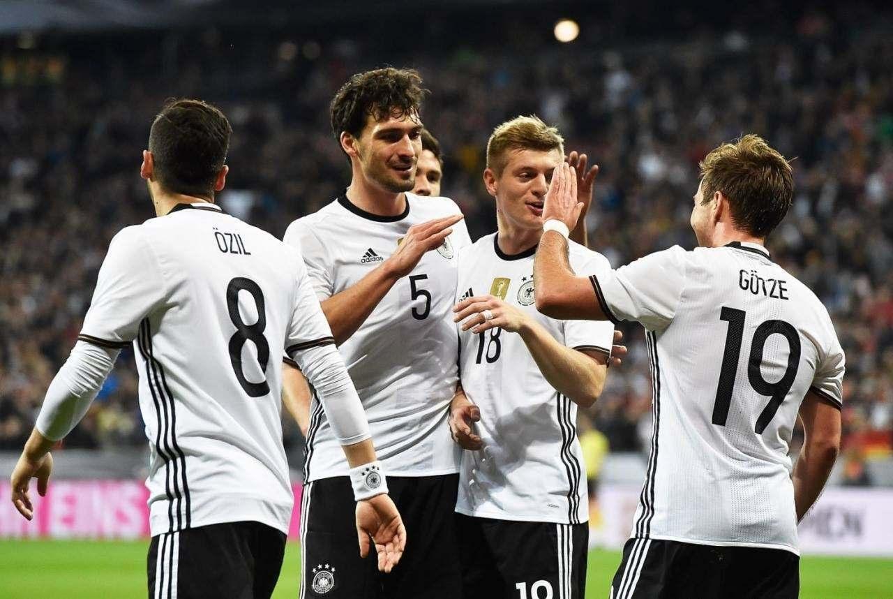 Prediksi Skor Australia vs Jerman 19 Juni 2017