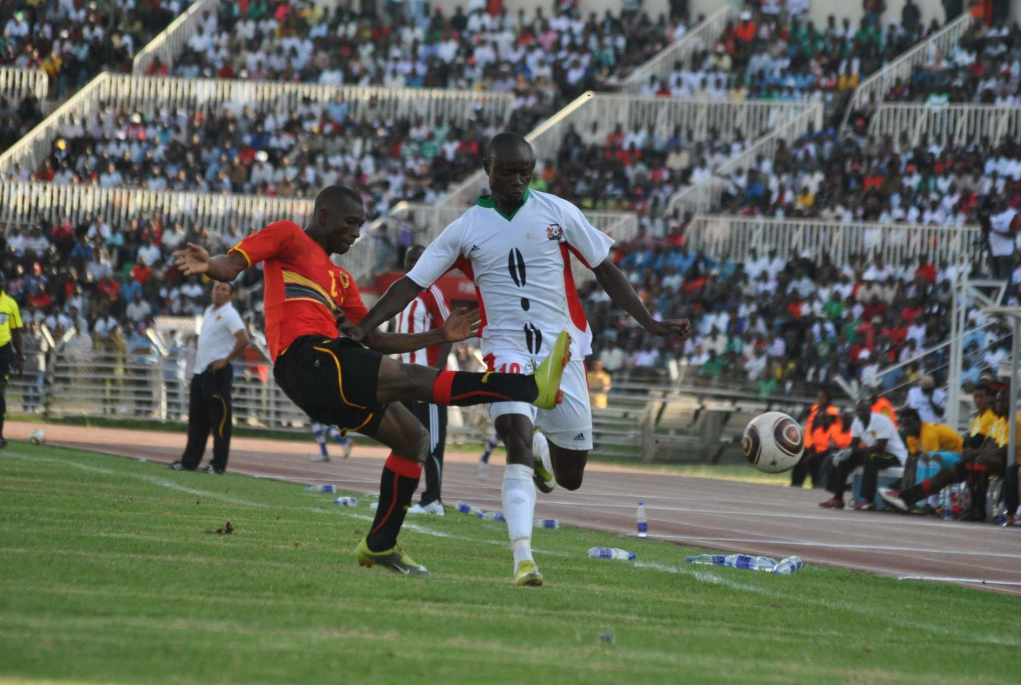 Prediksi Skor Kenya vs Angola 04 Juni 2017