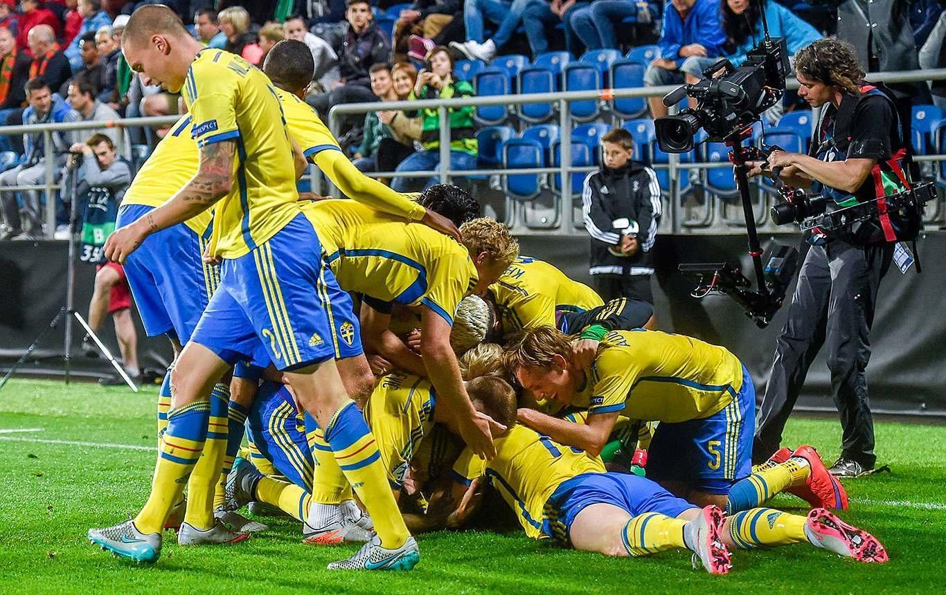 Prediksi Skor Slovakia U21 vs Sweden U21 23 Juni 2017